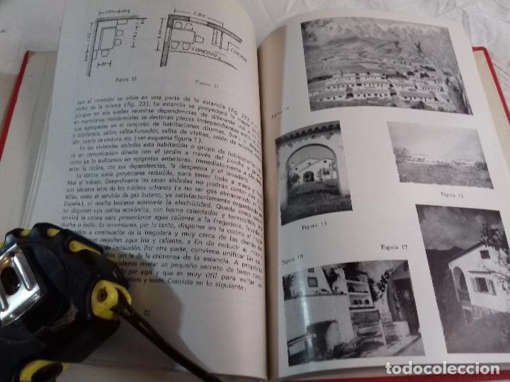 Libros de segunda mano: COMO SE PROYECTA UNA VIVIENDA-FEDERICO ULSAMER PUIGGARI-Nº 23-MONOGRAFIAS CEAC-1963 - Foto 7 - 78523821