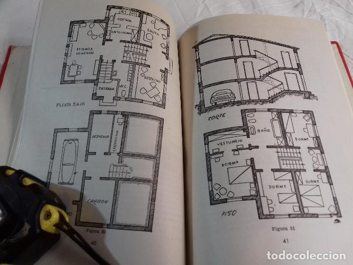 Libros de segunda mano: COMO SE PROYECTA UNA VIVIENDA-FEDERICO ULSAMER PUIGGARI-Nº 23-MONOGRAFIAS CEAC-1963 - Foto 8 - 78523821