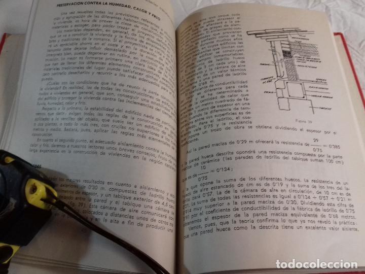 Libros de segunda mano: COMO SE PROYECTA UNA VIVIENDA-FEDERICO ULSAMER PUIGGARI-Nº 23-MONOGRAFIAS CEAC-1963 - Foto 9 - 78523821
