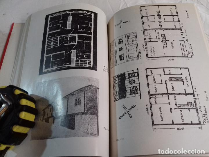 Libros de segunda mano: COMO SE PROYECTA UNA VIVIENDA-FEDERICO ULSAMER PUIGGARI-Nº 23-MONOGRAFIAS CEAC-1963 - Foto 11 - 78523821