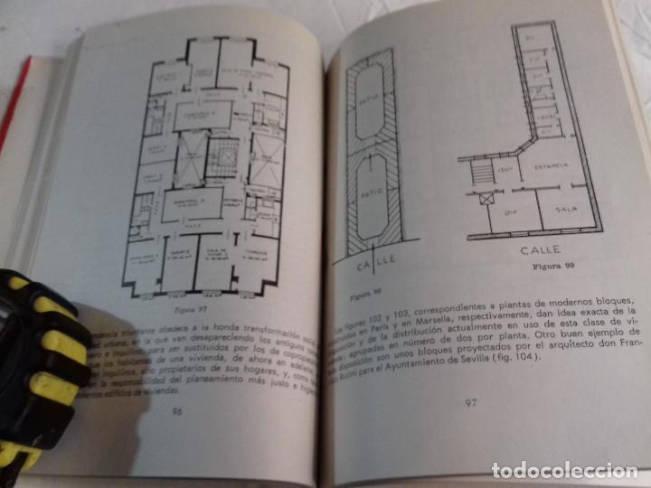 Libros de segunda mano: COMO SE PROYECTA UNA VIVIENDA-FEDERICO ULSAMER PUIGGARI-Nº 23-MONOGRAFIAS CEAC-1963 - Foto 12 - 78523821