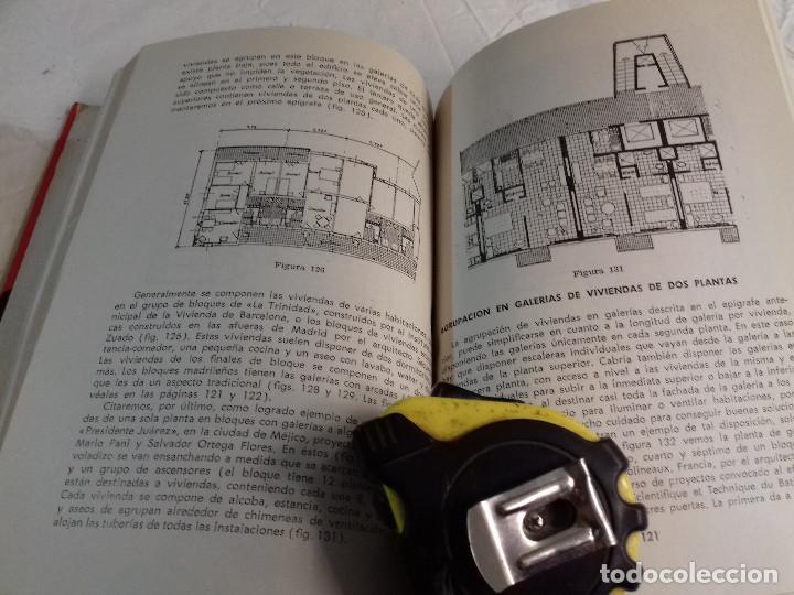 Libros de segunda mano: COMO SE PROYECTA UNA VIVIENDA-FEDERICO ULSAMER PUIGGARI-Nº 23-MONOGRAFIAS CEAC-1963 - Foto 13 - 78523821