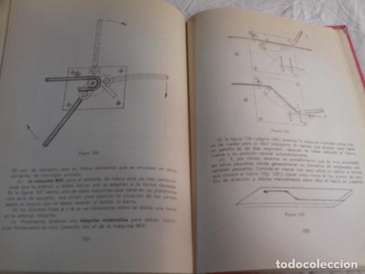 Libros de segunda mano: TECNICA Y PRACTICA DEL HORMIGON ARMADO (I)-E.CASAPRIMA-Nº 33-MONOGRAFIAS CEAC-1963 - Foto 9 - 78528341