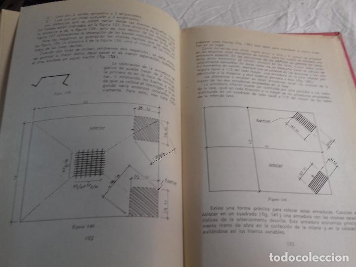 Libros de segunda mano: TECNICA Y PRACTICA DEL HORMIGON ARMADO (I)-E.CASAPRIMA-Nº 33-MONOGRAFIAS CEAC-1963 - Foto 10 - 78528341