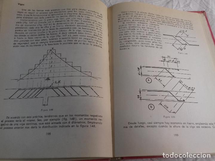 Libros de segunda mano: TECNICA Y PRACTICA DEL HORMIGON ARMADO (I)-E.CASAPRIMA-Nº 33-MONOGRAFIAS CEAC-1963 - Foto 11 - 78528341