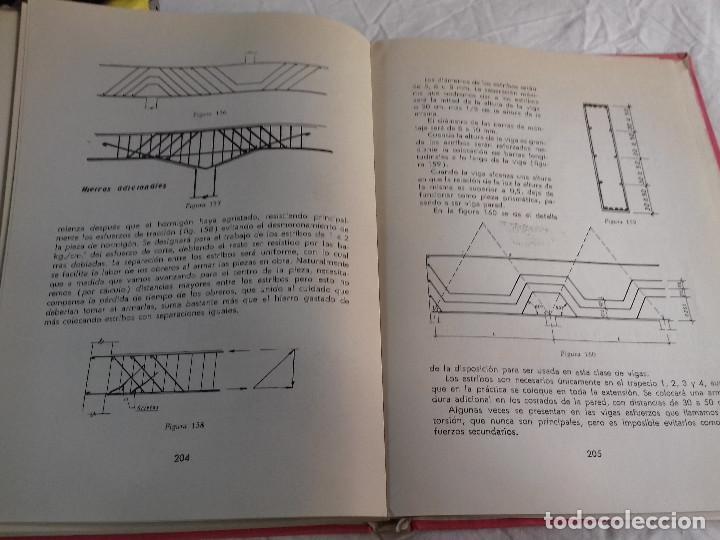 Libros de segunda mano: TECNICA Y PRACTICA DEL HORMIGON ARMADO (I)-E.CASAPRIMA-Nº 33-MONOGRAFIAS CEAC-1963 - Foto 12 - 78528341