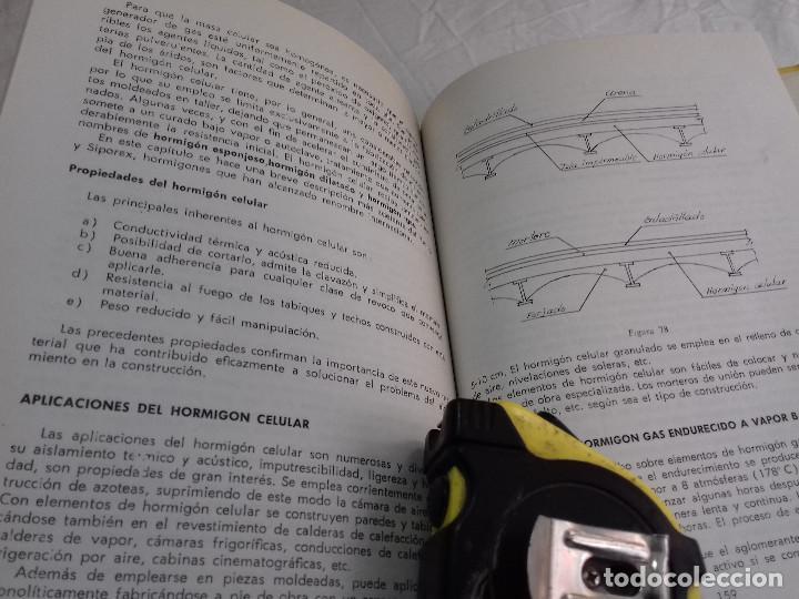 Libros de segunda mano: HORMIGON VIBRADO-HORMIGONES ESPECIALES-M.PAYA PEINADO-Nº 43-MONOGRAFIAS CEAC-1963 - Foto 11 - 78532841