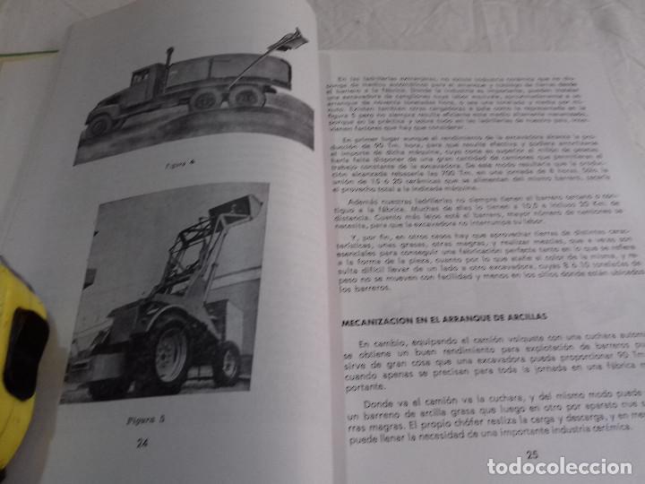Libros de segunda mano: TECNICA Y PRACTICA DE LA INDUSTRIA LADRILLERA (I) -Nº 44-MONOGRAFIAS CEAC-1963 - Foto 4 - 78533177