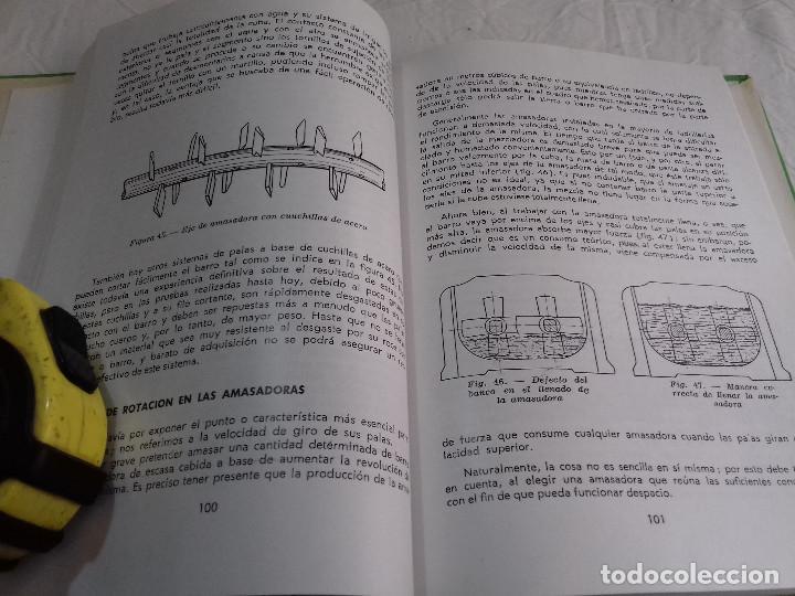 Libros de segunda mano: TECNICA Y PRACTICA DE LA INDUSTRIA LADRILLERA (I) -Nº 44-MONOGRAFIAS CEAC-1963 - Foto 7 - 78533177