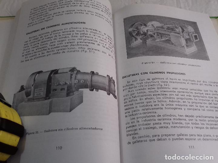 Libros de segunda mano: TECNICA Y PRACTICA DE LA INDUSTRIA LADRILLERA (I) -Nº 44-MONOGRAFIAS CEAC-1963 - Foto 8 - 78533177