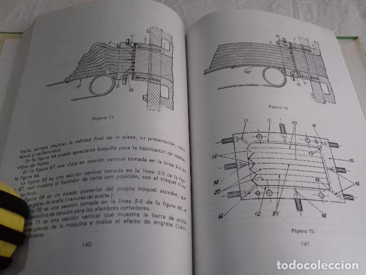 Libros de segunda mano: TECNICA Y PRACTICA DE LA INDUSTRIA LADRILLERA (I) -Nº 44-MONOGRAFIAS CEAC-1963 - Foto 9 - 78533177
