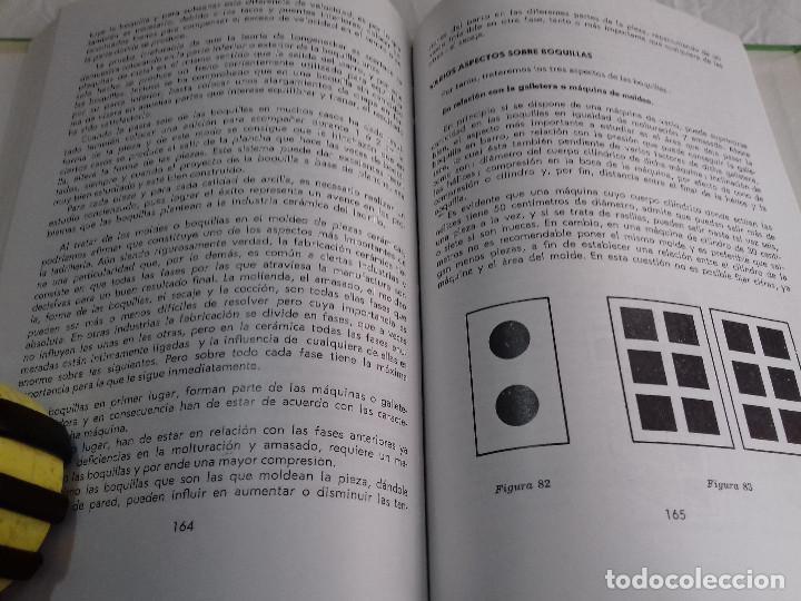 Libros de segunda mano: TECNICA Y PRACTICA DE LA INDUSTRIA LADRILLERA (I) -Nº 44-MONOGRAFIAS CEAC-1963 - Foto 10 - 78533177