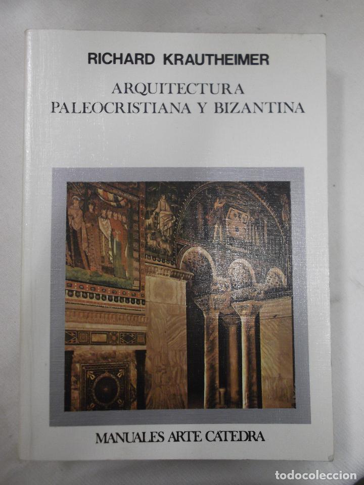 Amazon.it: Architettura paleocristiana e bizantina ...