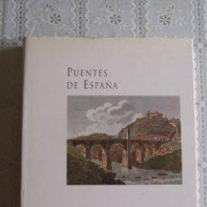 Libros de segunda mano: PUENTES DE ESPAÑA. GRUPO FCC, 1994.. Lote 80126057