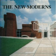 Libros de segunda mano: THE NEW MODERNS - CHARLES JENCKS - ACADEMY EDITIONS. Lote 82292008