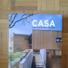 Libros de segunda mano: CASA CONTEMPORARY HOUSES. DECORACIÓN CASA CONTEMPORANEA. Lote 82501208