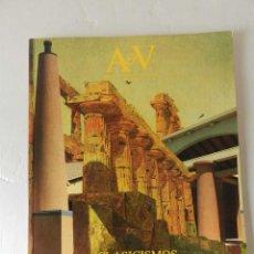 Libros de segunda mano: AV MONOGRAFÍAS 21 I-II 1990 CLASICISMOS BLATTEAU · BOFILL . ROSSI ARQUITECTURA DESCATALOGADA. Lote 83988296