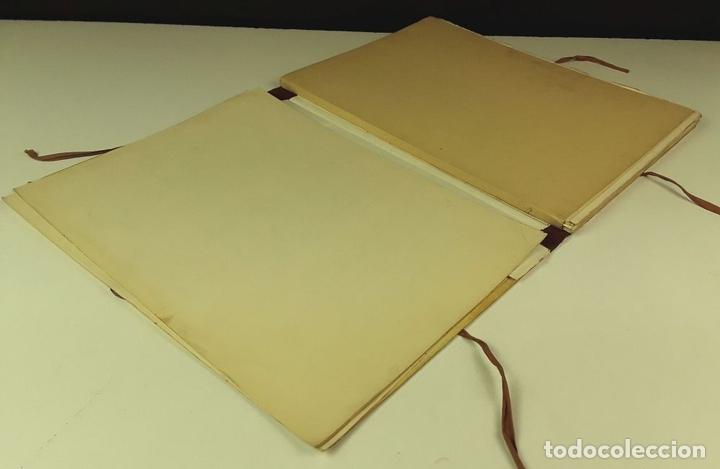 Libros de segunda mano: FERRONNERIES DESPAGNE. EJEMPLAR Nº 586. P. F. BAILLY. EDIT. DE LA CIGOGNE. 1952. - Foto 3 - 84017428