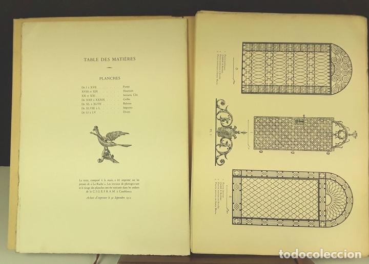 Libros de segunda mano: FERRONNERIES DESPAGNE. EJEMPLAR Nº 586. P. F. BAILLY. EDIT. DE LA CIGOGNE. 1952. - Foto 8 - 84017428