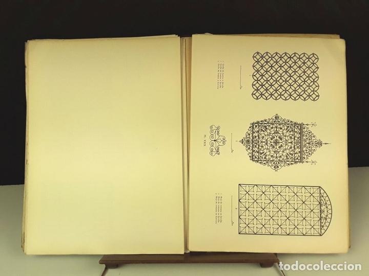Libros de segunda mano: FERRONNERIES DESPAGNE. EJEMPLAR Nº 586. P. F. BAILLY. EDIT. DE LA CIGOGNE. 1952. - Foto 9 - 84017428