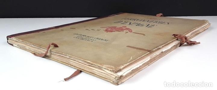 Libros de segunda mano: FERRONNERIES DESPAGNE. EJEMPLAR Nº 586. P. F. BAILLY. EDIT. DE LA CIGOGNE. 1952. - Foto 11 - 84017428
