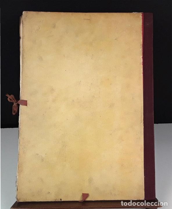 Libros de segunda mano: FERRONNERIES DESPAGNE. EJEMPLAR Nº 586. P. F. BAILLY. EDIT. DE LA CIGOGNE. 1952. - Foto 13 - 84017428