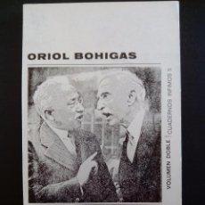 Libros de segunda mano: ORIOL BOHIGAS. ARQUITECTURA ESPAÑOLA DE LA SEGUNDA REPÚBLICA. PRIMERA (1ª) EDICIÓN. TUSQUETS. ESCASO. Lote 84321444