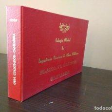Libros de segunda mano - COLEGIO OFICIAL DE INGENIEROS TECNICOS DE OBRAS PUBLICAS - RELACIÓN DE COLEGIADOS CANTABRIA- CITOP - 84461848