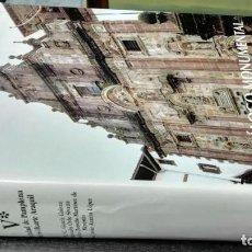 Libros de segunda mano: CATÁLOGO MONUMENTAL DE NAVARRA V. MERINDAD DE PAMPLONA. Lote 84514340