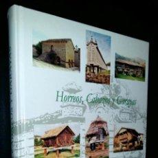 Libros de segunda mano: HORREOS CABAZOS Y GARAYAS GERONIMO LOZANO FUNDACION DURO FELGUERA. Lote 84834428