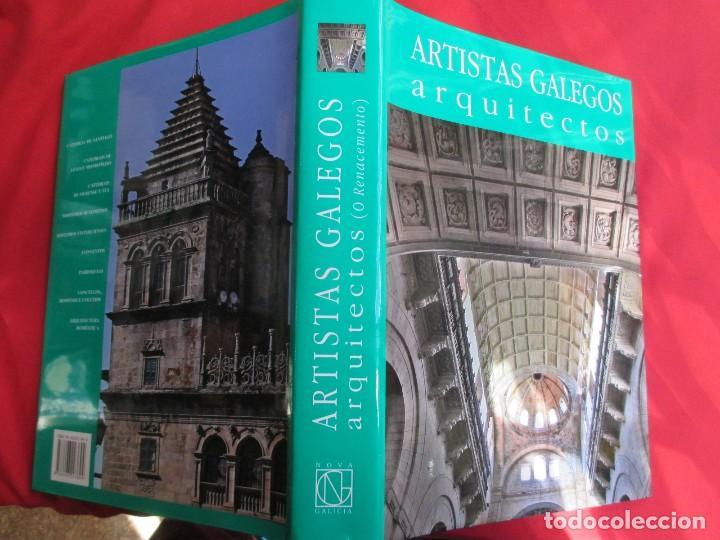 ARTISTAS GALEGOS, ARQUITECTOS ´O RENACEMENTO´ - EDI NOVA GALICIA 2006 VV.AA + INFO (Libros de Segunda Mano - Bellas artes, ocio y coleccionismo - Arquitectura)