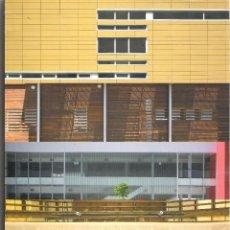 Libros de segunda mano: 1 LIBRO CONSTRUCCIÓN O ARQUITECTURA - ANUARIO & YEARBOOK CONCUROS PROYECTO Y OBRA - ARGOLA. Lote 85284872