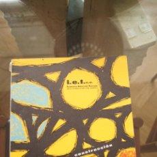 Libros de segunda mano: REVISTA, INFORMES DE LA CONSTRUCCIÓN, REVISTAS ARQUITECTURA, CONSTRUCCIÓN, CATÁLOGO, AÑOS 50,AÑOS 60. Lote 86036064