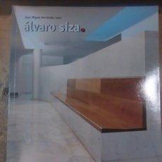 Livros em segunda mão: ÁLVARO SIZA (MADRID, 2010) COLECCIÓN ARQUITECTOS PRITZKER. Lote 86129076