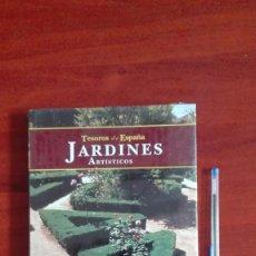 Libros de segunda mano: JARDINES ARTÍSTICOS. Lote 172268192