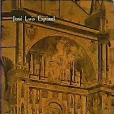 Libros de segunda mano: SAN ESTEBAN DE SALAMANCA. HISTORIA Y GUÍA. SIGLOS XIII-XX. - ESPINEL, JOSÉ LUIS.-. Lote 74039497