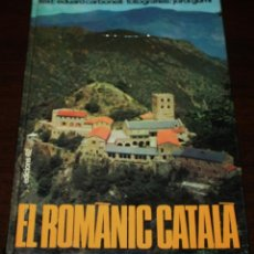 Libros de segunda mano: EL ROMÀNIC CATALÀ - EDUARD CARBONELL / JORDI GUMÍ - EDICIONS 62 - 1976. Lote 88128104