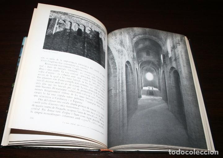 Libros de segunda mano: EL ROMÀNIC CATALÀ - EDUARD CARBONELL / JORDI GUMÍ - EDICIONS 62 - 1976 - Foto 2 - 88128104