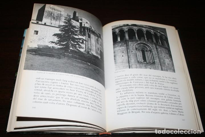 Libros de segunda mano: EL ROMÀNIC CATALÀ - EDUARD CARBONELL / JORDI GUMÍ - EDICIONS 62 - 1976 - Foto 3 - 88128104