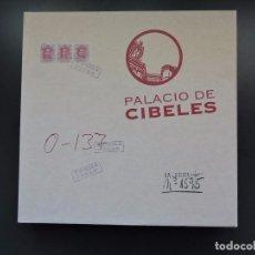 Libros de segunda mano: LIBRO - PALACIO DE CIBELES - ESTUCHE Y DOS TOMOS - AÑO 2010 (VER MÁS IMÁGENES). Lote 88989152