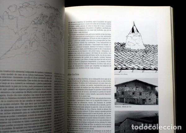Libros de segunda mano: ARQUITECTURA POPULAR DE BURGOS - JOSE LUIS GARCIA GRINDA - AGOTADO - RARO - Foto 3 - 89246880