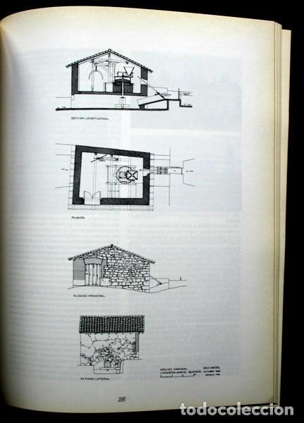 Libros de segunda mano: ARQUITECTURA POPULAR DE BURGOS - JOSE LUIS GARCIA GRINDA - AGOTADO - RARO - Foto 6 - 89246880