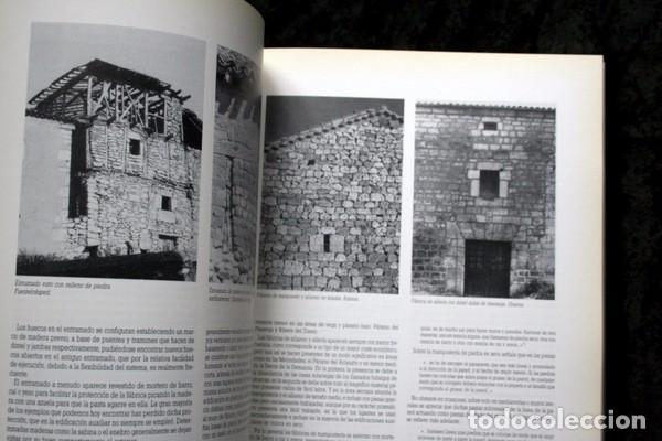 Libros de segunda mano: ARQUITECTURA POPULAR DE BURGOS - JOSE LUIS GARCIA GRINDA - AGOTADO - RARO - Foto 9 - 89246880