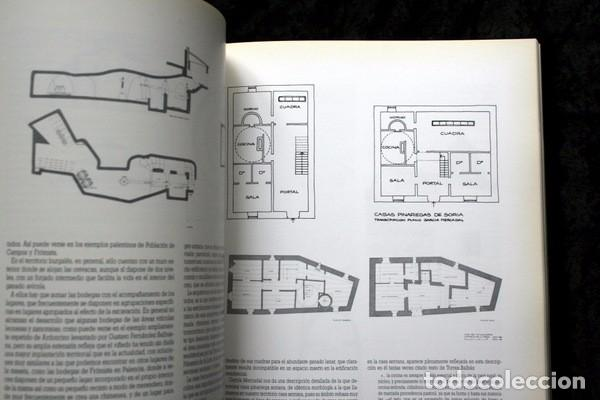 Libros de segunda mano: ARQUITECTURA POPULAR DE BURGOS - JOSE LUIS GARCIA GRINDA - AGOTADO - RARO - Foto 10 - 89246880