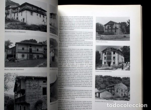 Libros de segunda mano: ARQUITECTURA POPULAR DE BURGOS - JOSE LUIS GARCIA GRINDA - AGOTADO - RARO - Foto 11 - 89246880