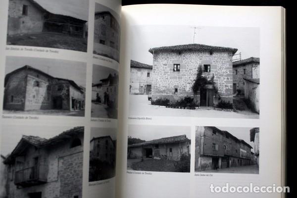 Libros de segunda mano: ARQUITECTURA POPULAR DE BURGOS - JOSE LUIS GARCIA GRINDA - AGOTADO - RARO - Foto 12 - 89246880