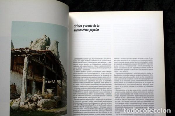Libros de segunda mano: ARQUITECTURA POPULAR DE BURGOS - JOSE LUIS GARCIA GRINDA - AGOTADO - RARO - Foto 13 - 89246880