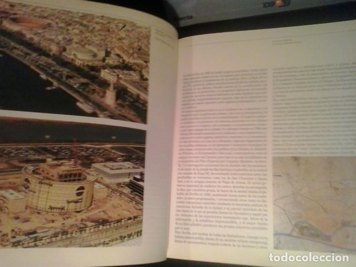 Libros de segunda mano: EXPO 92 Sevilla : Arquitectura y diseño - Foto 2 - 89319812