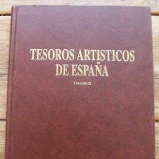 Libros de segunda mano: MONUMENTAL OBRA LIBRO ARTE: TESOROS ARTISTICOS DE ESPAÑA. GLOSARIO VOCABLOS TERMINOS TECNICOS. Lote 90072124