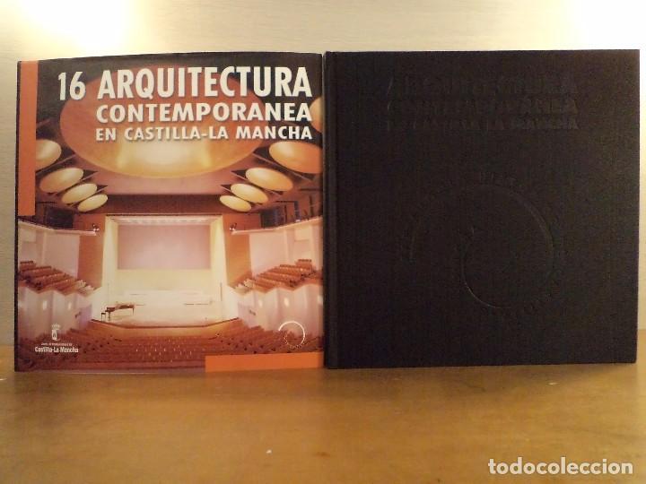 ARQUITECTURA CONTEMPORÁNEA EN CASTILLA-LA MANCHA (1980-1995). ISBN 8477882150. NUEVO. (Libros de Segunda Mano - Bellas artes, ocio y coleccionismo - Arquitectura)